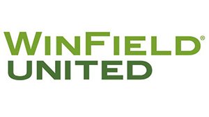 WinField United green and light green logo